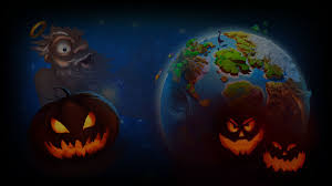blue halloween background image doodle god background doodle god halloween background jpg