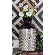 Floor Vase Flowers Rustic Vases You U0027ll Love Wayfair