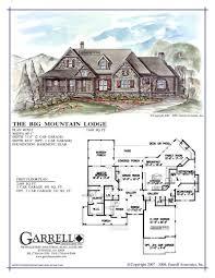 mountain lodge floor plans north carolina villyard and mountain cottage floor plans the coves nc