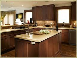 Charming Maple Kitchen Cabinets With Dark Wood Floors  Kitchen - Natural maple kitchen cabinets