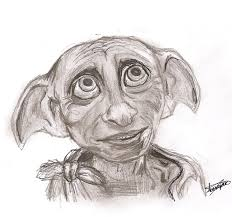 harry potter dobby chocolatwolf d55o3qs jpg 900 844 art