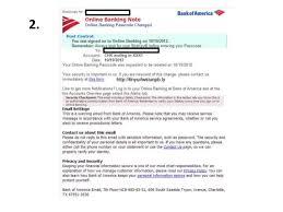 bank of america help desk phishing training your help desk