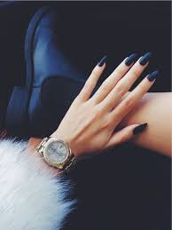 30 gorgeous nails ideas you have to try blue grey acrylics and gray