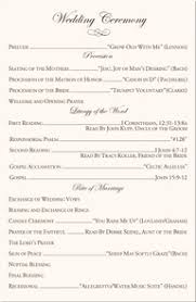 order of ceremony for wedding program 14 best debi wedding images on wedding stuff catholic