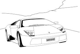 lamborghini aventador drawing outline lamborghini aventador coloring pages veneno sheets cars free