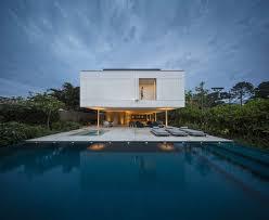 Casa China Blanca by White House Studio Mk27 Marcio Kogan Eduardo Chalabi Archdaily