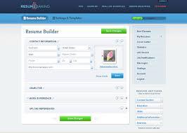 Resume Builder Free Online Top 5 Free Online Resume Builders Icecream Tech Digest