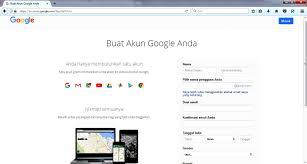buat akun google bru cara membuat akun google dan gmail terbaru 2017 visiuniversal