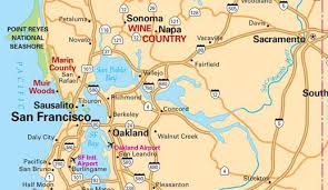 san francisco map san francisco maps for visitors bay city guide san francisco