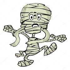 mummy cartoon illustration u2014 stock vector kozzi2 108213254