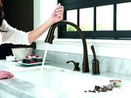 Delta Touch Kitchen Faucet Troubleshooting Home Depot Delta Touch Kitchen Faucet Single Handle Pull