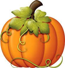 halloween watercolor clipart pumpkin autumn leaves wooden sign