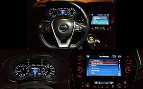 nissan maxima 2016 interior 2016 nissan maxima platinum luxuriously living down 4dsc moniker