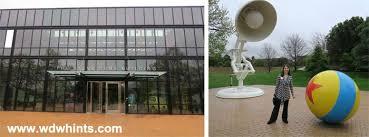 pixar offices wdw hints tours pixar wdw hints