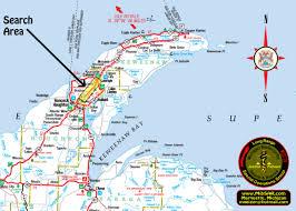 map of calumet michigan peterson s missing person website