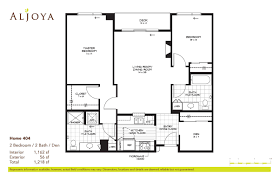 Futuristic House Floor Plans by 2 Bedroom 2 Bath House Plans Myhousespot Com