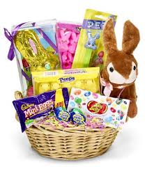 classic easter candy basket at from you flowers