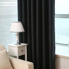 blackout curtains solid color all shade cloth insulation