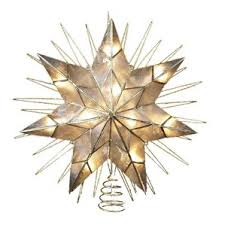 lighted tree topper christmas tree toppers you ll wayfair