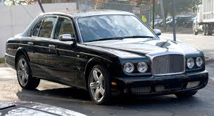 bentley arnage review and photos