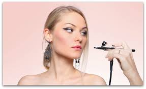how to become a professional makeup artist online airbrush makeup workshop qc makeup academy