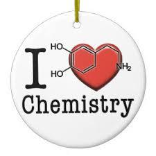 chemistry tree decorations ornaments