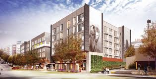 aura west seattle apartments townhomes live work units for rent