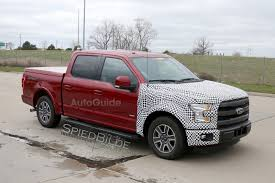 Ford F150 Truck 2016 - video 2017 ford f150 hybrid pickup spied