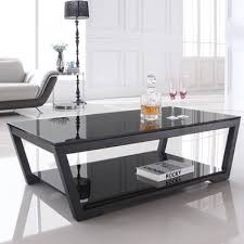 Ultra Modern Coffee Tables Wonderful Clear Low Rectangle Ultra Modern Glass Coffee Table