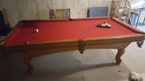 how to refelt a pool table video 8 brunswick billiards pool table sold used pool tables billiard