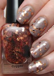 liquidus nail gloss fall 2013 collection glitter gradient
