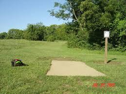 hole 6 u2022 william harbin park fairfield oh disc golf courses