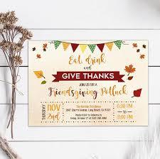 invitation thanksgiving thanksgiving invitations
