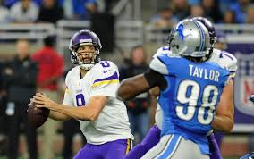 who do the lions play on thanksgiving detroit lions defeat minnesota vikings to take nfc north lead