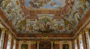 Baroque Ceiling by Singing In A Baroque Jewel Interkultur