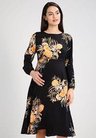 becky dress new look maternity becky blossom summer dress black women