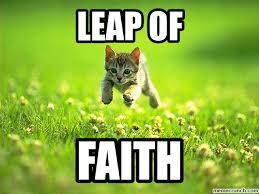 Faith Meme - of faith