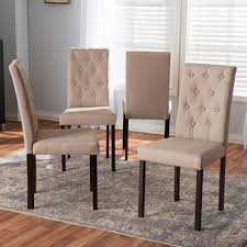 x back espresso dining chair set of 2 dwc 410esp the home depot