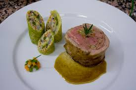 chartreuse cuisine selle d agneau prince noir chartreuse de légumes picture