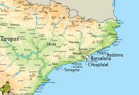 Map Spain 25 Best Barcelona Spain Map Ideas On Pinterest Barcelona Trip