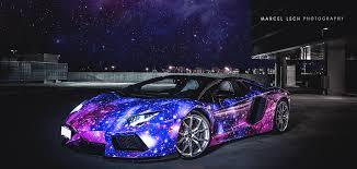 lamborghini aventador wrap galactic lamborghini aventador roadster autofluence
