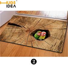 Owl Kitchen Rugs Design Squirrel Parrot Owl Print Bathroom Carpet Entrance