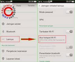 membuat jaringan wifi hp cara membuat hp android menjadi hotspot chapuracha
