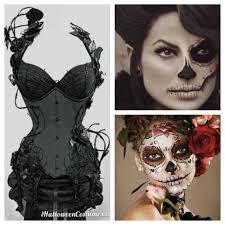 sugar skull costume sugar skull costume the makeup in the bottom corner is