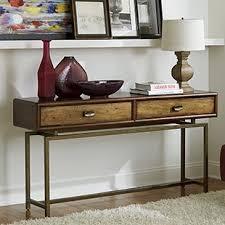 mid century modern console u0026 sofa tables you u0027ll love wayfair
