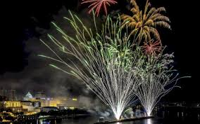 Festival Of Lights Peoria Il Red White And Boom To Light The Sky 1470 Wmbd