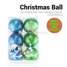 plastic christmas painting ball plastic christmas painting ball
