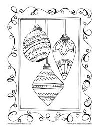 500 christmas coloring images images coloring