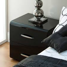 black bedside table design ideas to complement your bedroom as a