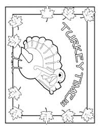 thanksgiving printables for coloring pages
